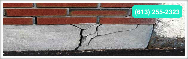 Kanata Residential And Commercial Foundation Repair
